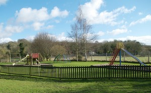 Upavon Lower Play Area