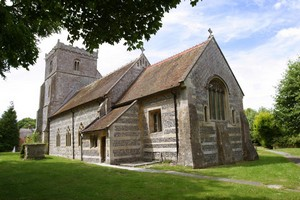 St Mary's Church, Upavon